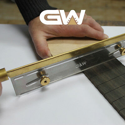 Guitar Fret Saw With Slot Depth Gauge