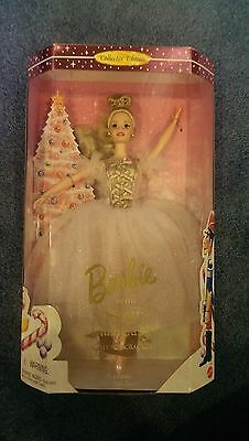 NEW BARBIE AS THE SUGAR PLUM FAIRY 1996 Barbie Doll #17056 FIRST EDITION NFRB