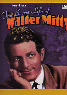 New The Secret Life of Walter Mitty - Danny Kaye - DVD