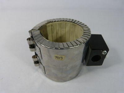 Tempco CNB-0308-0400C3 Ceramic Insulated Band Heater 240V 525W  USED
