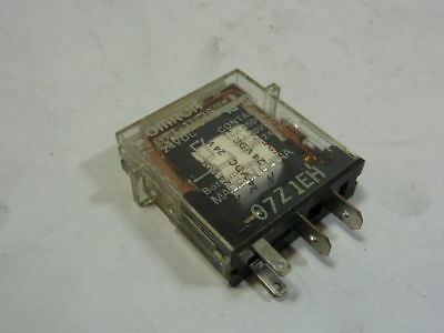 Omron G7T-1112S-DC24V General Purpose Relay 24VDC  USED