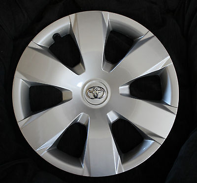 """Set of FOUR (4) 16"""" Toyota Camry 2007 2008 2009 2010 Hubcap Wheel Cover Hubcaps"""