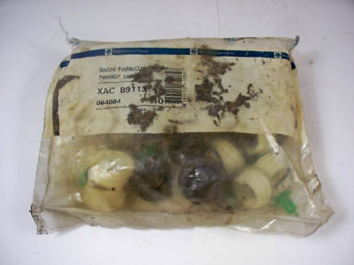 Telemecanique XAC B9113 Booted Pushbutton Operator 10PK