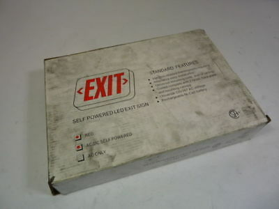 Self Powered Exit Sign COVER ONLY EX800RC   NEW