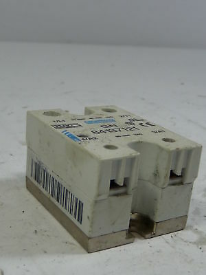 Couzet 84137121 Relay 50AMP 90-280VAC Solid State Panel Mount  USED