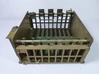 Allen-Bradley 1771-A2B 8 Slot I/O Chassis   USED