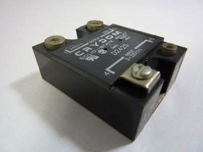 Crydom D2425 Solid State Relay Panel Mount 25A  USED