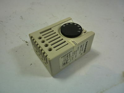 Siemens 8MR-2170-1A Thermostat Module 250V  USED