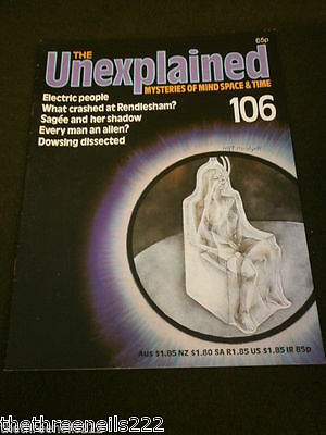 The Unexplained #106 - Electric People