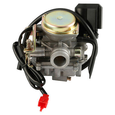 Scooter Carb Carburetor 50cc Chinese GY6 139 QMB Moped 49 60 cc For SUNL BAJA