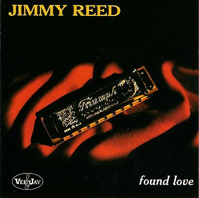 JIMMY REED Found Love VEE-JAY RECORDS Sealed Vinyl LP