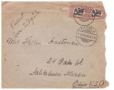 shop1125 Finland cover to USA