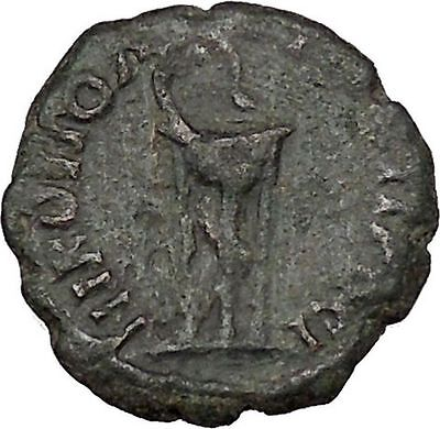 COMMODUS Son of Marcus Aurelius Nicopolis ad Istrum Ancient Roman Coin i48346
