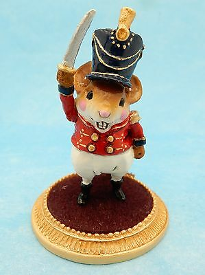 NUTCRACKER Mouse by Wee Forest Folk, WFF# NC-1, Limited Edition