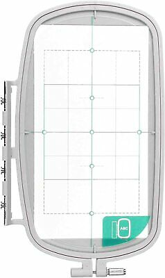 Large Embroidery Hoop for Brother SE400 SE425 LB6700PRW Machine - Replaces SA434