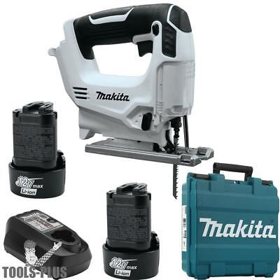 Makita 12 Volt Max Lithium-Ion Cordless Jig Saw VJ01W NEW