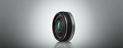 Panasonic LUMIX G 14mm F2.5 II ASH - Silver Lens for Micro 4 Thirds (3rds) - NEW