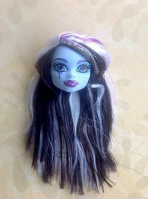MONSTER HIGH ~ Abbey Sweet Screams HEAD ONLY FOR OOAK ~ New
