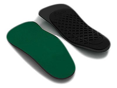 Spenco RX Orthotic Arch Supports 3/4 Length Supportive Insoles