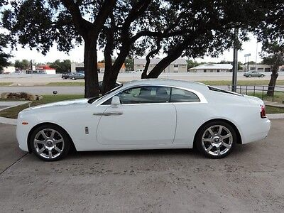 Rolls-Royce : Other Base Coupe 2-Door Rare Arctic White!
