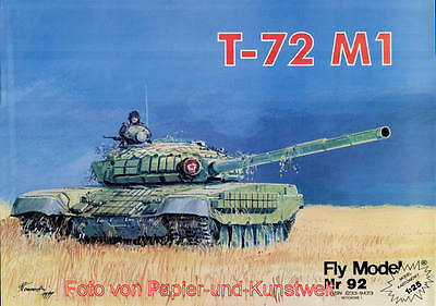 FLY Model  92 - Panzer T-72 M1 - 1:25