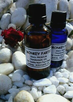 "🙊🐒~Premium Fragrance Oil~""Monkey Farts""~Diy Candle/Melts /Tart/Soap/Diffusers"