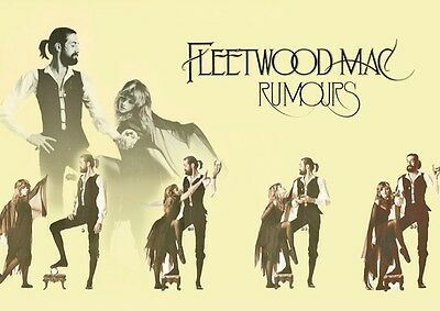 Fleetwood Mac Rumours Shots Poster #1