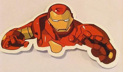 Pegatina/sticker/Autocollant: Iron Man / Los Vengadores/ The Avengers/ Marvel