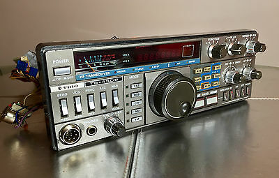 Kenwood TS - 430 Complete Front Panel Assembly + Wiring loom