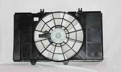 Dual Radiator and Condenser Fan Assembly TYC 620120