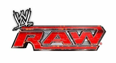 1 to 7 Tickets 5th ROW RINGSIDE WWE Monday Night RAW 05/11