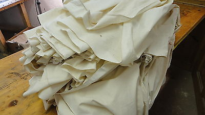 Homespun Linen Hemp/Flax Yardage 7 Yards x 53''   #6530
