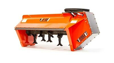 Eterra EX-40 Excavator Brush Mower - Yanmar Flail Mower - Eterra Brand