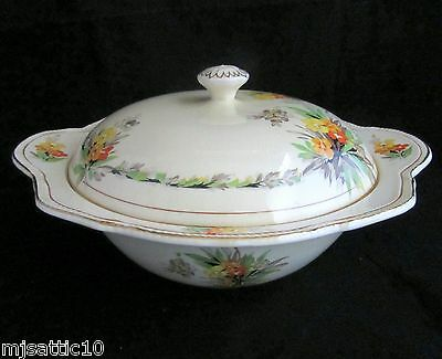 Royal Winton Palais Royal Vegetable Bowl with Lid - Lovely!