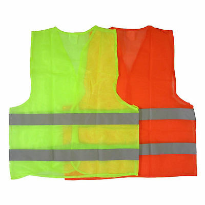 2016 Safety Security Visibility Reflective Vest Construction Traffic/Warehouse