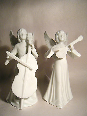 Angel Orchestra PIECES [2] Midwest Japan , EXCELLENT CONDITION  5 1/2'' TALL