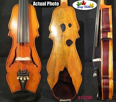 Baroque style SONG Maestro  lace art  violin 4/4,huge and perfect sound  #10296
