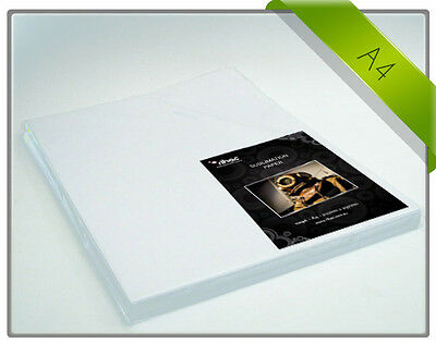 A4 Dye Sublimation Transfer Paper - 100 Sheets for inkjet Printing - Rihac