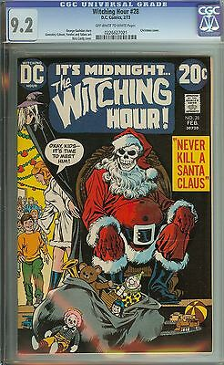 Witching Hour #28 Cgc 9.2 Ow/wh Pages // Nick Cardy Cover