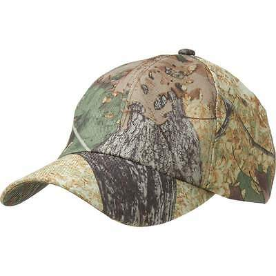 Casual Outfitters™ Real Tree Mossy Oak Camouflage Camo Hunting  Cap Hat