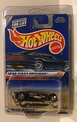 HOT WHEELS COLLECTOR# 655 1998 1ST EDITIONS SUPER COMP DRAGSTER IN PROTECTO-PAK