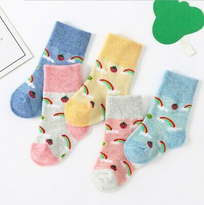 10 pairs/lot Baby Toddler Girl Lace Cotton Anti-Slip Socks Slipper for 3-18month