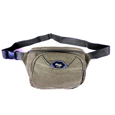Rolan Large Bum Bag Waist Belt Money Pouch Fanny Pack Cycling Travelling Outdoor