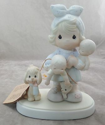 Precious Moments The Joy of the Lord is My Strength Tree Symbol 100137 Figurine