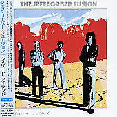 """Jeff Lorber Fusion """"Wizard Island"""" Japanese shrink wrapped sealed new CD"""