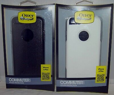 "New! Otterbox Commuter Series Case for Iphone 6 Plus (5.5"")"