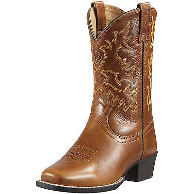 ARIAT - Kid's Western Boots - Legend - Coyote Brown - ( 10011902 ) - New