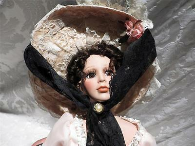 Treasures Forever Collection by William Tung Porcelain Doll Marcella