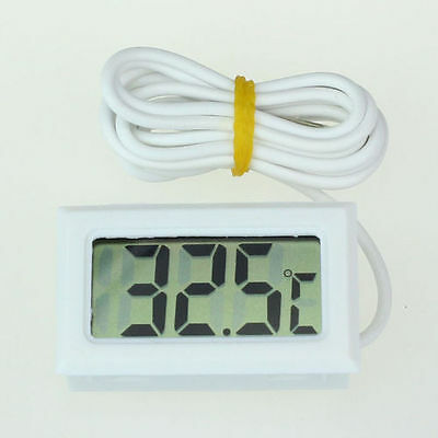 Mini Digital Fish Tank Thermometer Aquarium Test Water Temperature