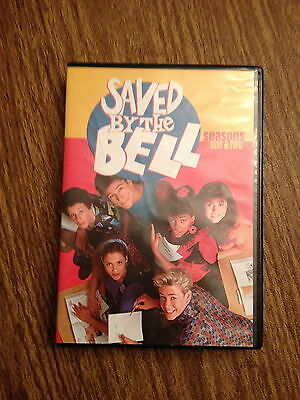 Saved By the Bell - Seasons 1 & 2 (DVD, 2003, 5-Disc Set)